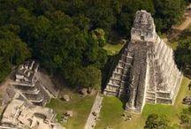 Place #3 Tikal / La antigua ciudad maya, en la actual Guatemala