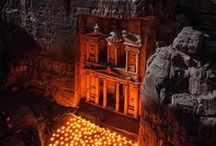 Place #4 Petra / La antigua ciudad de los nabateos