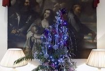 Christmas at Sharrow Bay / Celebrating Christmas, eclectic decor in a beautiful place.