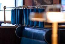 restaurant / interior / design