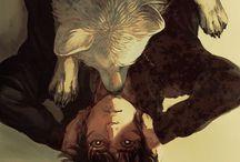 Wolf's Game / Nanowrimo 2016 Novel