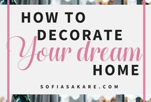 Interior Design Blog / Decor Love | Design Advice | Interior Inspiration