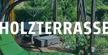 Holzterrassen - Ideen und Inspirationen / Eine Holzterrasse ist wie ein zweites Wohnzimmer: Vom Frühling bis in den Herbst hinein lädt sie zum Verweilen, Essen, Feiern und Genießen ein.