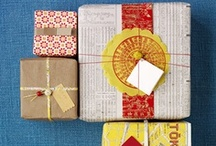 gift wrapping & tags / by Garimpo80