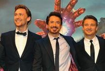 Avengers Hotties / by Male Hotties