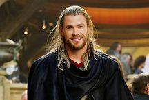 Chris Hemsworth / The sexy Australian actor most famous for playing Thor in Thor, Thor: The Dark World, and The Avengers!  / by Male Hotties
