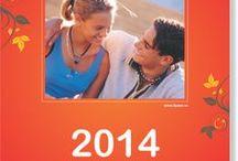 Calendare personalizate 2014 / Calendare personalizate de perete sau de birou pentru 2014 gasesti aici: http://www.tiparo.ro/calendare-personalizate-1