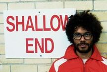 Richard Ayoade / by Male Hotties