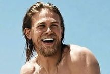 Charlie Hunnam / by Male Hotties