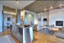 Gorgeous Montreal Rental Properties / I sometimes come across apartments (my own listings and all kinds of other stuff) that are so gorgeous it is hard to believe an owner would lease them out!