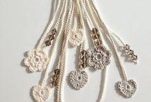 crochet - BIJOU  y accesorios para el pelo