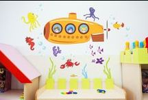 Stickere camera copilului / Cauti idei de decor interior creativ si usor de aplicat? Alege stickere camera copilului (stickere autocolante). Modele: http://www.tiparo.ro/stickere/stickere-camera-copilului
