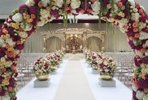 Wedding Mandaps /  Indian wedding mandaps