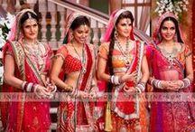Bollywood-esque Brides