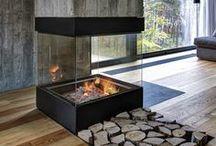 Fireplace Design / pics i like