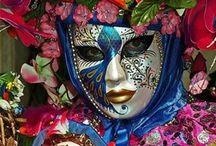 Carnivale - Venice / by Patty Reber