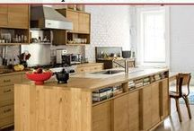Kitchen Design / Browse through our kitchen design projects board to get inspiring ideas.