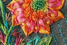 embroidery and crazy quilt