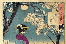 Art_Ukiyoe / Utamaro/Sharaku/Hokusai/Korin/Jakuchu/Kuniyoshi/Shuhou/Hiroshige