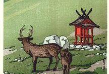 Art_Hasui Kawase / 川瀬巴水(1883~1957) http://ja.wikipedia.org/wiki/川瀬巴水