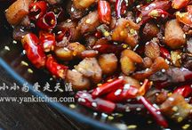 Yan's Chinese Food / Yan's authentic Chinese food cooking recipes
