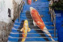 Art_Live paint/Street Art