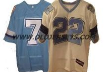 Throwback Replica Football Jerseys / Nice throwback football jerseys from various defunct leagues from the 1940s to 1980s.