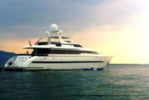 Italian Yachts / Italian build yachts.
