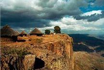 Travel: Ethiopia / by Sarah Bond-Yancey