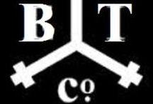 Buc Trading Logos