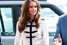 Fashion Inspiration // Kate Middleton