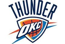 Oklahoma City Thunder / NBA basketball memorabilia, collectibles and sports merchandise for the ultimate sports fan of the Oklahoma City Thunder offered by Team Sports.