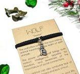 Totem animals bracelets