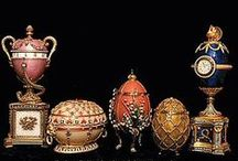 Faberge Eggs / The Ultimate Easter Eggs / by Maureen Cleveland
