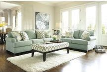 Living Rooms / Live. Laugh. Lounge. Sims Furniture Style.