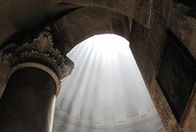 Sacred Spaces / Important Places within the Holy Land