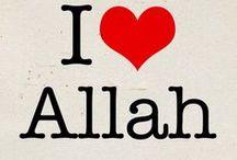 ALLAH - ISLAM - MUSLIM / ALLAH MUSLIM ISLAM