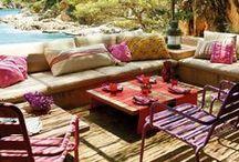 Garden - Balcony - Outdoor