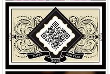 Wedding invitations! / Inspiration for your dream wedding invitations! Add your unique QR code or link to your invitespring webpage so guests can RSVP easily! https://invitespring.com