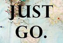 Wandelust / Places I' ve been... Places i wanna go. Wanderlust never ends..