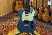 2015 Fender FSR & Limited Editions / Some nice limited run Fender guitars