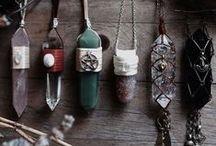 Stones & Crystals.