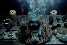 Witchcraft.