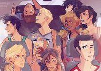 Percy Jackson / Olimpijscy Herosi