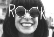 Femmes à lunettes...