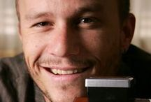 Heath Ledger / The late Heath Ledger..gone too soon. Heath Andrew Ledger (4 April 1979 – 22 January 2008) was an Australian actor and director. He also produced and directed music videos and aspired to be a film director.[2] / by Roy