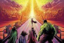 Thor / Thor: Dark World / Thor: Ragnarök