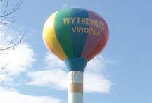 Scenic Wythe Views / Special scenic views of Wytheville and Wythe County from all four gorgeous seasons!