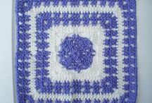 Crochet motifs and Granny squares... / by Racheal Valderrama