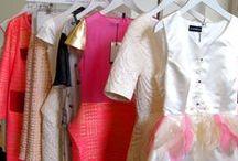 #WEDDING / #Brautmode von #Anna Adam ist #puristisch #elegant, als Alternative zum klassischen #Brautkleid. #AnnAdam #Fashion, #wedding #berlinshopping #fashion designer #berlin